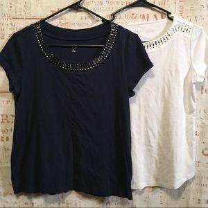 Dana Buchman WestGate Women's T-Shirt Sz Med. ..A8